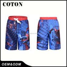 sublimation America flag board shorts suppliers in china