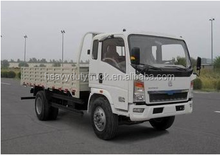 favorite products Sinotruk howo mini light cargo truck for sale