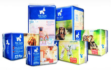 Hot new products Disposable Pet Diapers For 2016 high quality manufacturers in China