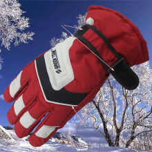 Winter Snow Ski Gloves Designed for Skiing Snowboarding Shredding Shoveling Snowballs Waterproof Windproof MK548