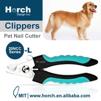 Factories supply dog nail cutters designed by vets nail tools