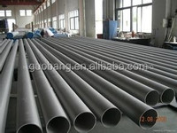 austenitic steel seamless pipes for building