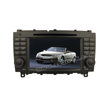Zonteck ZK-5812B Android 5.1 Car Stereo GPS for Mercedes CLK W209