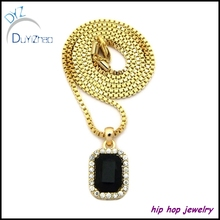 Hot Sale men jewelry fashion Pendant For ruby pendant necklace