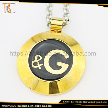 dubai necklace stainless steel jewellery china fine jewelery
