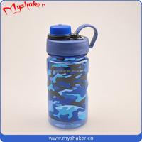 MY-19 blue glass bottles smoothie bottles high protein shakes