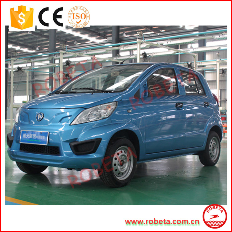 Factory direct sell 4 person mini sedan electric cars made in china