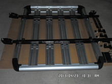Aluminum Car Roof Carrier / Roof Luggage Cargo Storage Rack auto parts