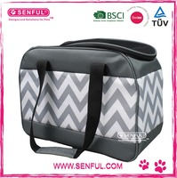 Classic Printing Pet Carrier 2016 New Dog shoulder bag