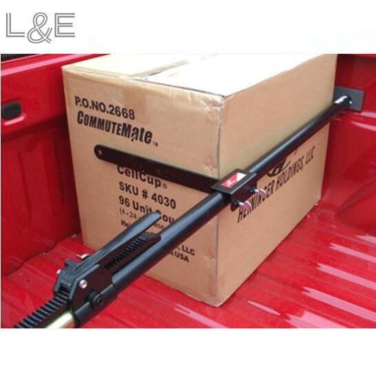 Truck Bed Accessories Cargo Cargo Organizers Stabilizer Bar and StabiLoad Support Full Size Pickups