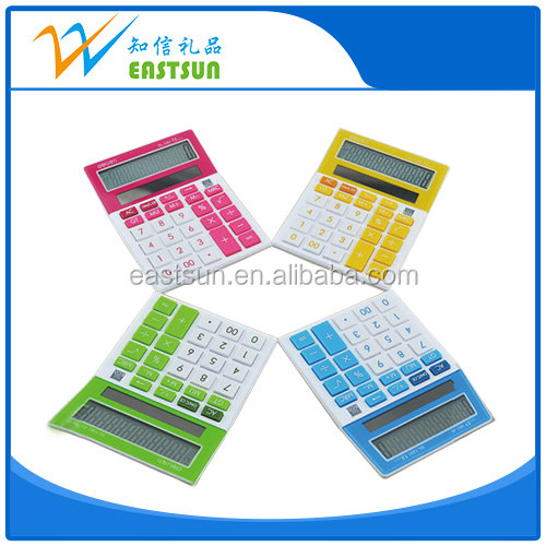 Promotional calculator lcd display calculator scientific