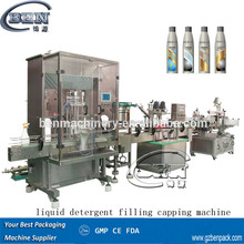 Automatic tin can filler/ filling machine for tomato sauce/ luncheon meat