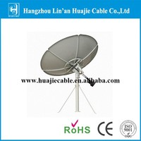 KU band 180cm ku satellite dish antenna