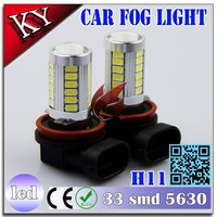 2015 fresh new factory sale car 12v DC toyota corolla fog light