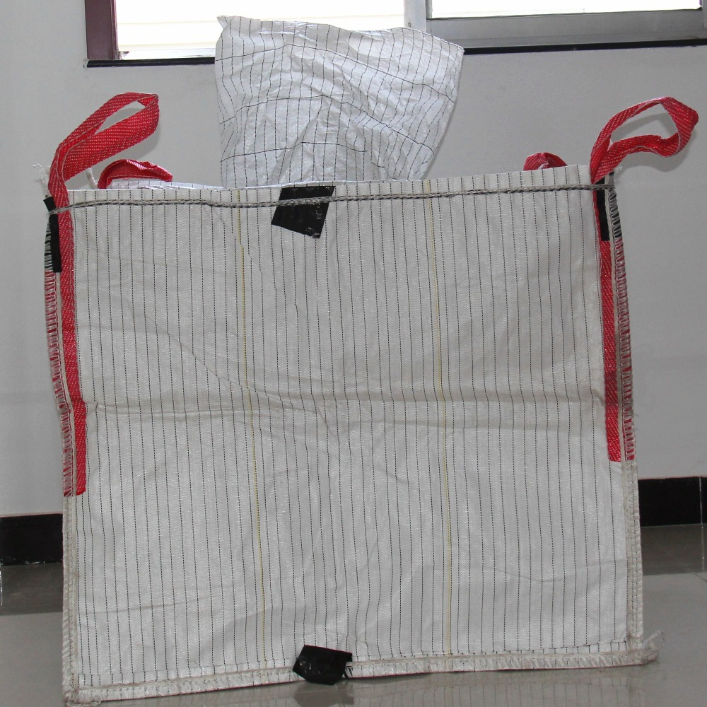 high quality factory price woven bulk bag CHINA JUMBO BAGS/u-panel bulk bag/pp mesh bulk bag