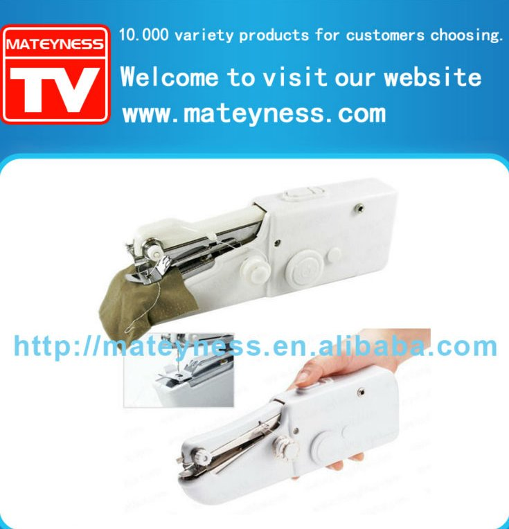 As seen on tv Mini sewing machine,hand sewing machine
