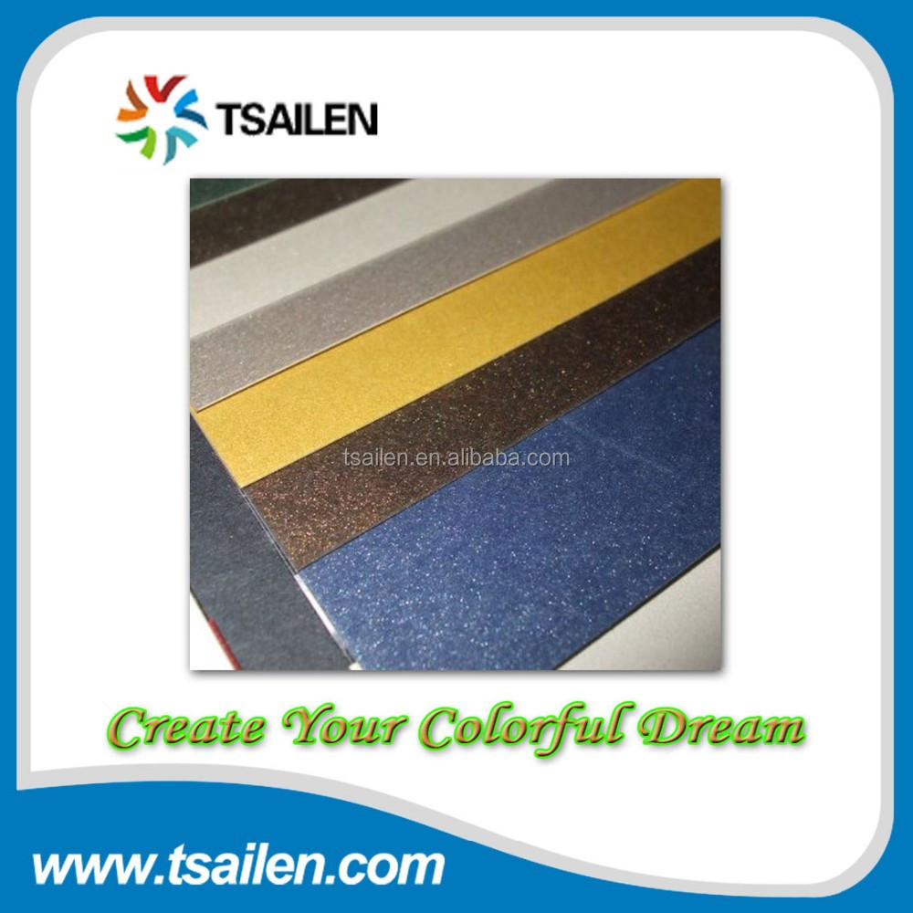 Factory Exporting Colored Pearlescent Paper,Pearlized Cardboard 250gsm