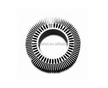 OEM High Quality Aluminum extrued sunflower led lamp heatsink Shell