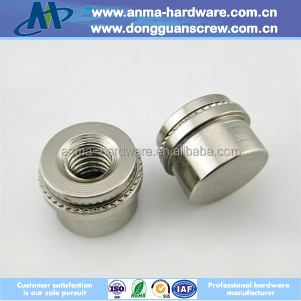 Wholesale Self Clinching Threaded Standoff Fasteners with nicke plated