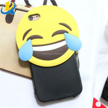 High quality cheap price fashion smiling face phone cover