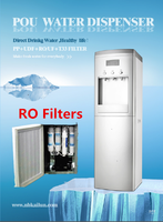 Magic water cooler with built-in purifier/ Built in water dispenser