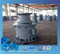 capstan 3T for all type of navy vessels and frigates