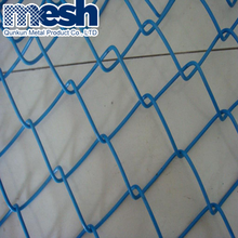 Factory price security used chain link fence /rolling gate chain link fence