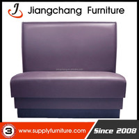 Fast Food Single Seating Restaurant Booth Furniture (JC-S60)