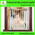 2015 Factory Double Lock Safety Gate For Baby With Auto Close Function