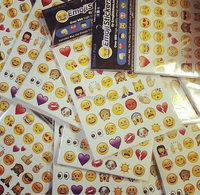 Phone Emoji Sticker Pack 288 of the MOST POPULAR Emojis