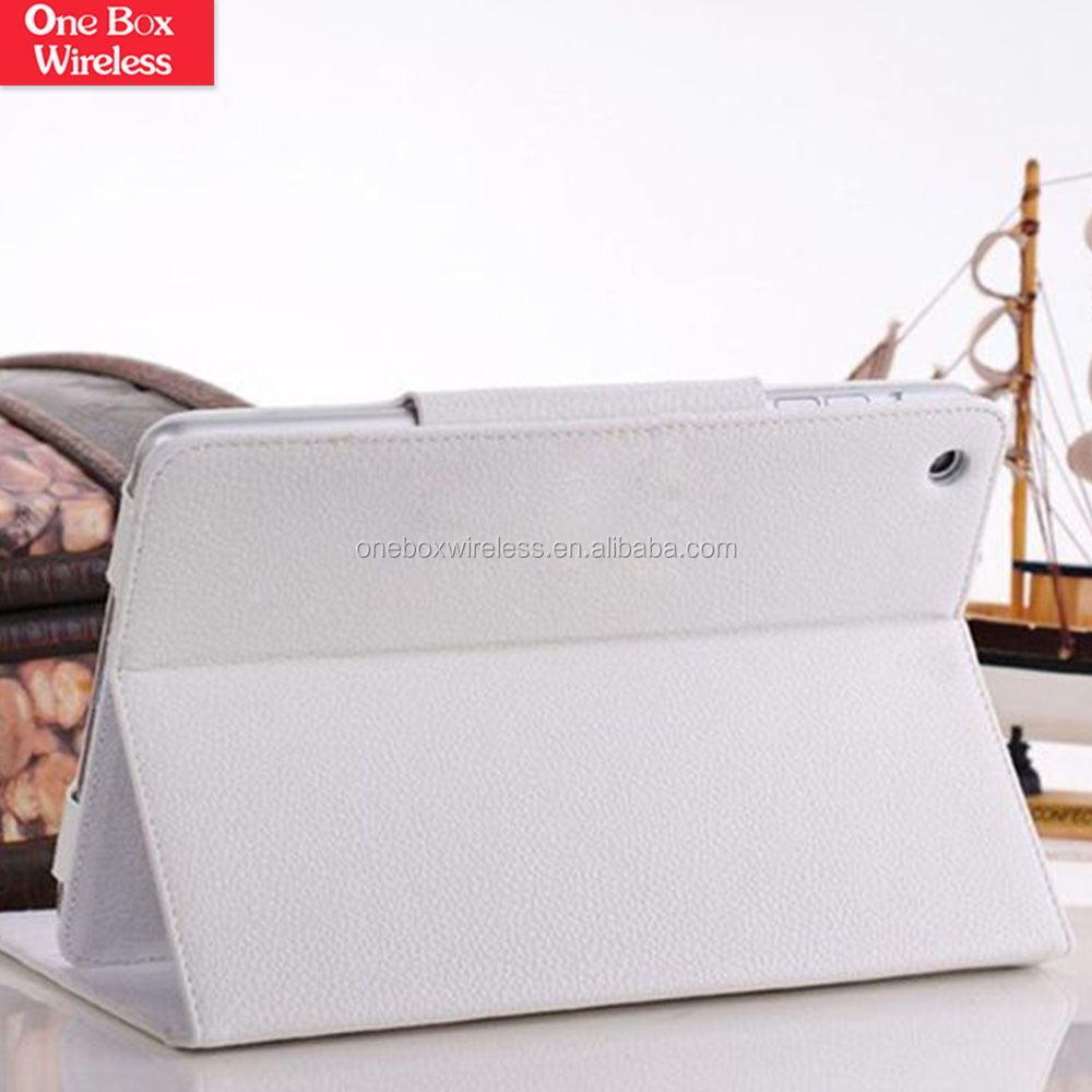 New High-End Envelope 2015 Express Alibaba Flip Pouch PU Wallet Leather Case for iPad China
