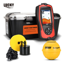 Lucky FF1108-1CLA portable fishfinder transducer hot sale color fish finder sonar for outdoor sport