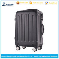 Hot sale abs spinner hard trolley case travel bags and luggages