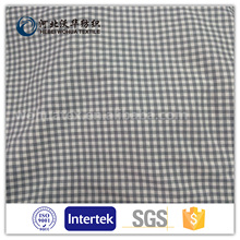 tr check yarn dyed fabric