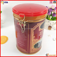 antique wholesale chinese tea tins
