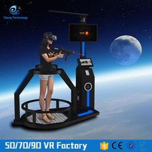 Perfect body design virtual reality simulator 9d standing airplane flight simulator with different software