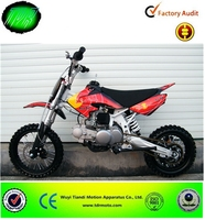 Hot sell CE good quality YX125cc dirt bike for adult