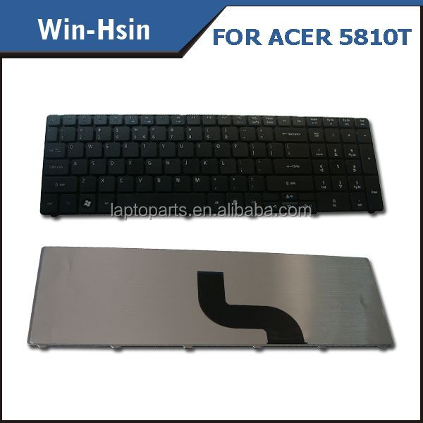 replacement laptop different parts of keyboard for acer 5750