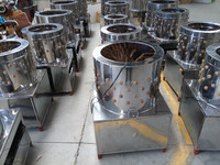 hot sale all kind of poultry plucker/chicken/quail depilator