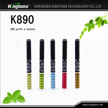 Kingtons k890 280 puffs disposable ecig best selling products