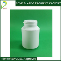 170ml supplement bottle plastic container set candy bottle