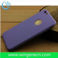 2016 new arrival phone case candy colors soft TPU silicone phone case with logo window accessories