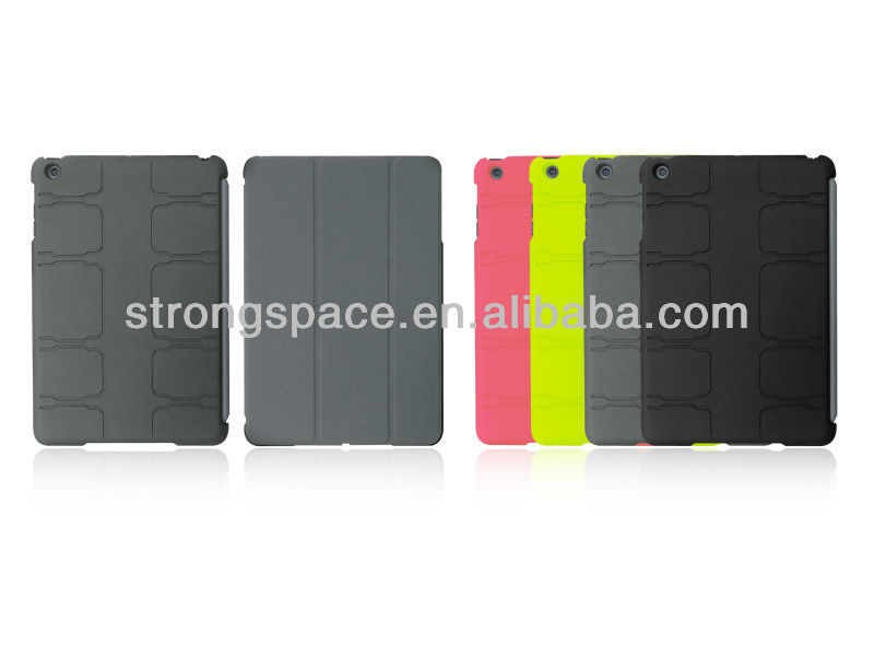 new arrival for ipad mini projector, hard pc case for ipad mini