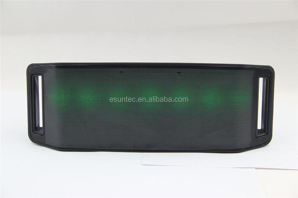 Best Price <strong>MP3</strong>/4 TF FM Music LED Bluetooth Speaker, MK-216
