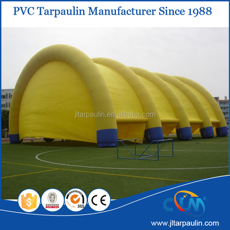 outdoor large inflatable outdoor pavilion