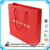 Custom craft gift shopping paper bag wholesale