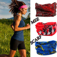 Cheap multifunctional tubular running headwear