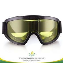 safety goggles anti-fog military goggle with elastic band
