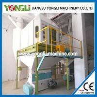 Professional manufacture pallet and mash feed plant