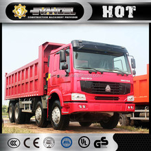 15T 380HP Sinotruk Howo Dump Truck Price 6 wheel dump truck capacity for sale in dubai